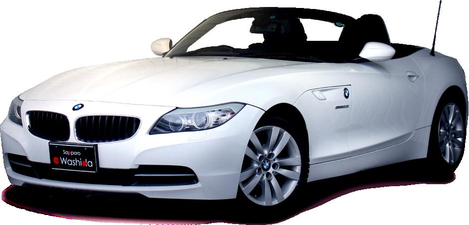BMW Z4 S Drive23i ホワイト Debut!